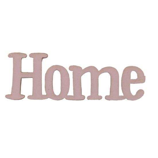 Felirat - Home - mályva - 7 cm