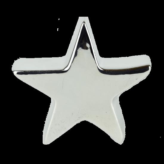 porcelán csillag