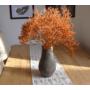 Kép 3/3 - Szárazvirág - sóvirág - narancs