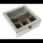 Kép 1/5 - Teafilter tartó doboz