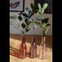 Kép 2/2 - Üveg palack - közép lila