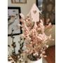 Kép 3/4 - Virágdísz leszúró - madárházikó - rózsa